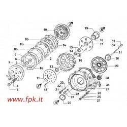 VITE TCEI 6 X 10 Screw (Figura n° 24)