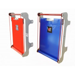 T100 - Tendina parzializzatrice per radiatore KZ004