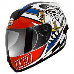 Shiro Casco SH-829 Luca Junior