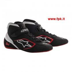 Tech-1 K Shoe Nero/Bianco/Rosso