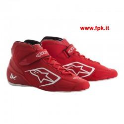 Tech-1 K Shoe Rosso/Bianco