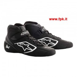 Tech-1 K Shoe Nero/Bianco