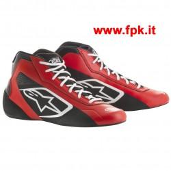 Tech-1 K START Shoe Rosso/Bianco/Nero
