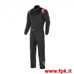 Tuta Alpinestars Kart Indoor Suit Nero