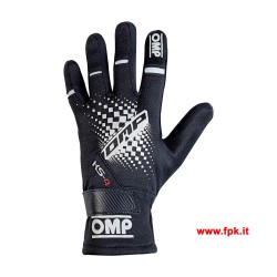 Guanti Omp KS-4 Gloves Neri