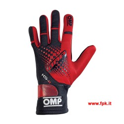 Guanti Omp KS-4 Gloves Rossi
