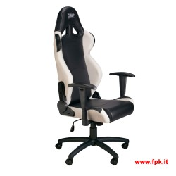 Poltrona Racing OMP Chair HA/777E Nera