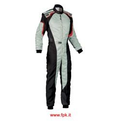 Tuta Omp KS-3 Suit my2019 GRIGIO/NERO