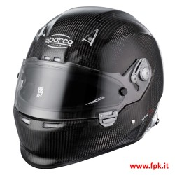 AIR KF-7W CARBON - Casco integrale da pilota kart in carbonio