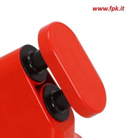 Coperchio Tubetti 23/30mm colore Rosso