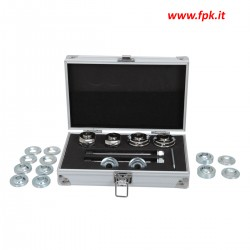 Kit CC-Solver specifico per telai CRG con perno fusello D.10mm.