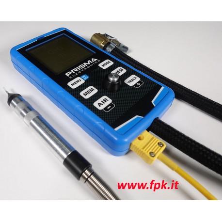 Cronometro digitale multipilota con intertempi