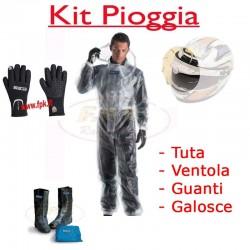 Kit Abbigliamento Pioggia