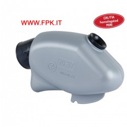 Silenziatore aspirazione KG SHARK per minikart