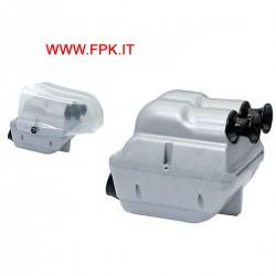 Silenziatore aspirazione POWER KG 30 mm (filtro aria)