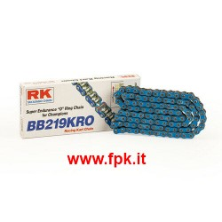 Catena RK bb219kro con o-ring