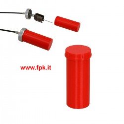 Protezione per valvola carburatore Dell'Orto VHSH 30mm