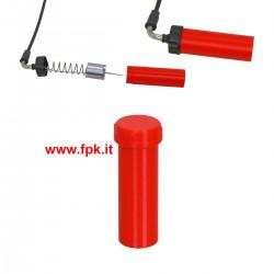 Protezione per valvola carburatore Dell'Orto PHBO 18mm