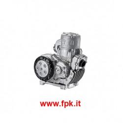 TM KZ R1 Motore completo