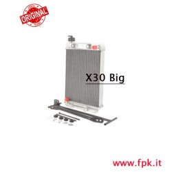 Radiatore X30 125cc Grande 410x230