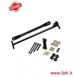 KIT SUPPORTO RADIATORE 410*186mm