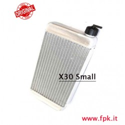 Radiatore Iame X30 125cc  410*186mm (Figura 570)