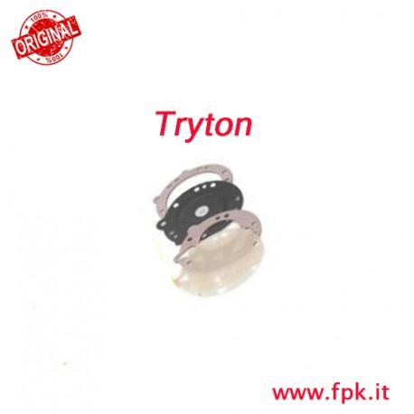 Kit Membrane carburatore Tryton senza spillo