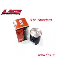 Pistone completo  R12  Standard