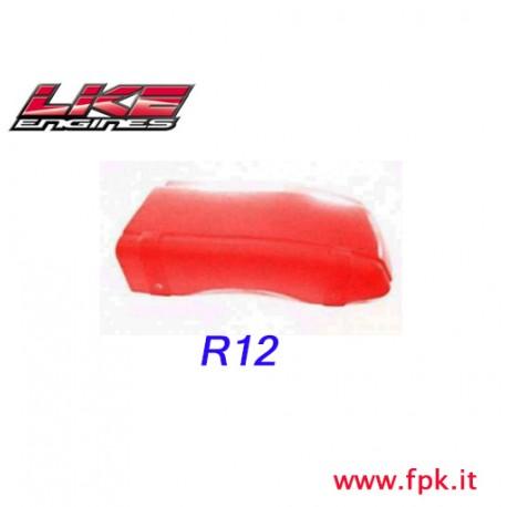 Convogliatore aria R12 lato accen. figura 18a