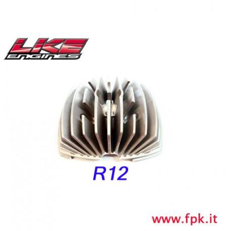 Testa motore 60cc R12 VO (figura 1)