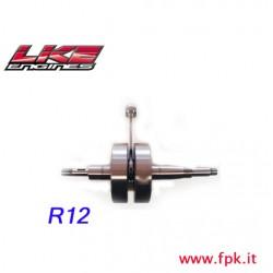 30 Fig Albero motore completo R12