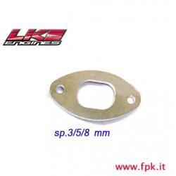 65 Fig Distanziale scarico 3/5/8 mm