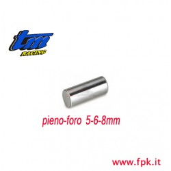 005 Fig Asse 20mm pieno & forato