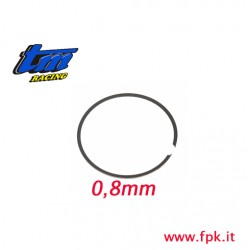 012 Fig Segmento Pistone 0,8mm