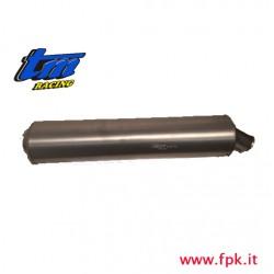Silenziatore Elto Alluminio per kz