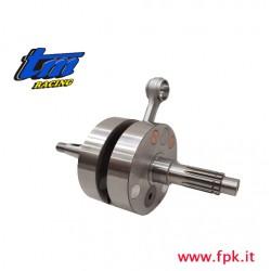 006 Fig Albero Tm  Completo  di Biella asse 22mm