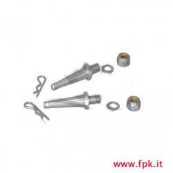 Kit Fissaggio per Paracatena KZ K956