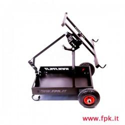 New Carrello Porta Kart Ribaltabile (CONSULTA IL VIDEO IN BASSO)