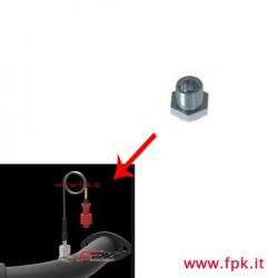 Nottolino porta sonda gas scarico kart EGT