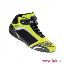 Scarpa OMP KS-2 giallo/nero/bianco