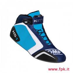 Scarpa OMP KS-1 blu/bianco