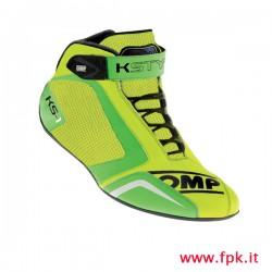 Scarpa OMP KS-1 giallo-fluo/verde