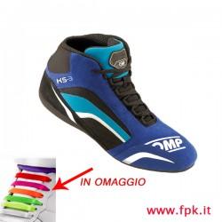Scarpa OMP KS-3 blu/bianca